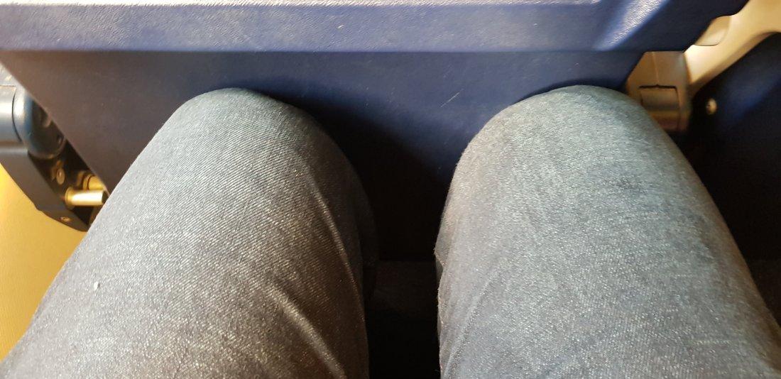 Legroom a la Ryanair